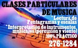 QUE PASO, QUE PISO? + CLASES DE MUSICA